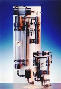 Sable / substrat RAC / masse filtration biologique